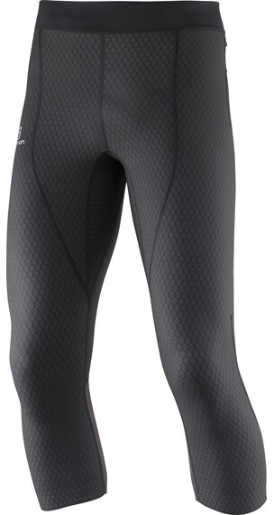 Salomon M's Exo Pro 3/4 Tights Black/Black